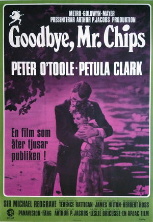 GOODBYE, MR CHIPS (1970)