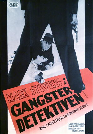 GANGSTERDETEKTIVEN (1956)