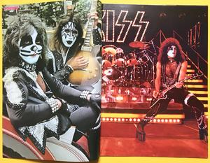 "TIDNINGEN POSTER - KISS Special / PAUL omslag ""Collectors edition"""