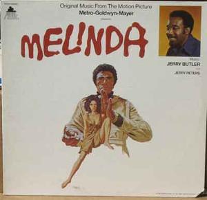 """""""MELINDA"""" Soundtrack 1972 LP"""
