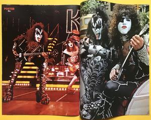 "TIDNINGEN POSTER - KISS Special / ACE omslag ""Collectors edition"""