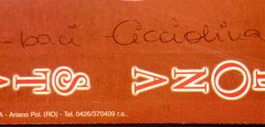 CICCIOLINA ILONA STALLER - Real autograph on promo card