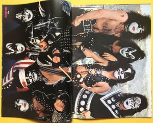 """TIDNINGEN POSTER - KISS Special / PETE omslag """"Collectors edition"""""""
