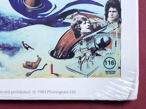 DIRE STRAITS - Alchemy Sydafrika-orig 2LP 1984 OÖPPNAD!