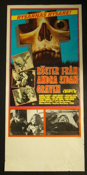 RÖSTER FRÅN ANDRA SIDAN GRAVEN (1973)