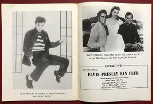 ELVIS PRESLEY - Album of Juke Box favorites  No 2 US Sheet music