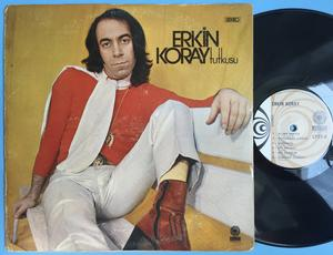 ERKIN KORAY - Tutkusu Turkiet-orig LP 1977