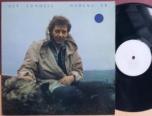 ULF LUNDELL - Nådens år 1976 orig TEST PRESSING LP