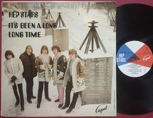 HEP STARS - It´s been a long time Swe-orig LP 1968