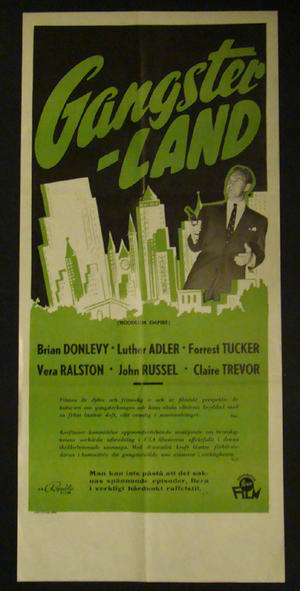 GANGSTERLAND (1952)