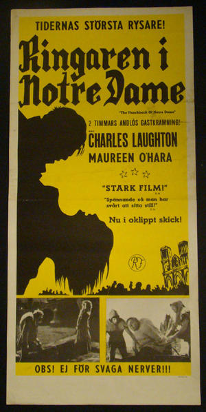 THE HUNCHBACK OF NOTRE DAME (CHARLES LAUGHTON)