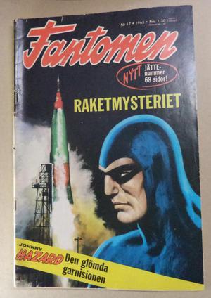 FANTOMEN - Nr 17 1965