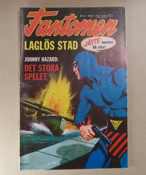 FANTOMEN - Nr 3 1967
