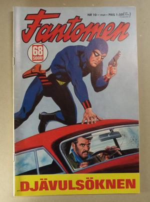 FANTOMEN - Nr 10 1969