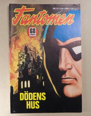 FANTOMEN - Nr 12 1969