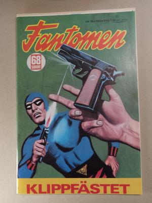 FANTOMEN - Nr 16 1969