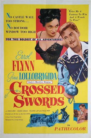 CROSSED SWORDS (1953)