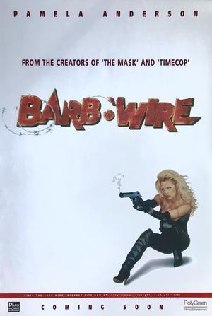 BARB WIRE (1996) Advance