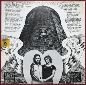 ANNETTE & VICTOR BROX - Rollin´ back UK-orig LP 1974 OÖPPNAD!