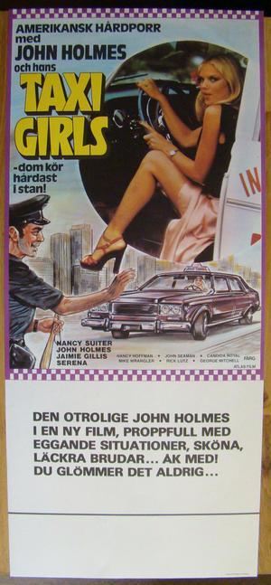 TAXI GIRLS med John Holmes (1970's)