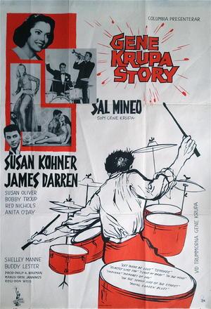 GENE KRUPA STORY (1960)
