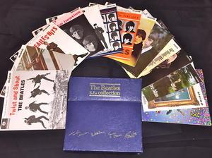 BEATLES - Collection 14 EP:s UK BOX SET 1978