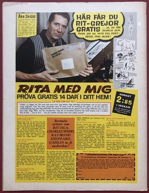 BILD revy - nr 1 1968 Poptidning