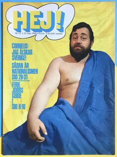 HEJ! - no 12 1969 CORNELIS VREESWIJK cover