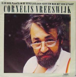 "Vreeswijk, Cornelis - 7"" singel"