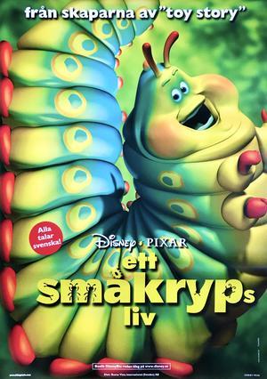ETT SMÅKRYPS LIV (1998) Style B