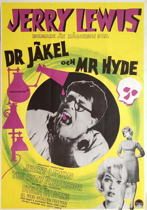 DR JÄKEL & MR HYDE (1964)