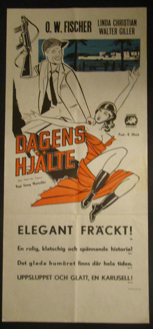 DAGENS HJÄLTE (1959)