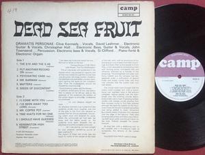 "DEAD SEA FRUIT - ""same"" UK-orig LP 1967"