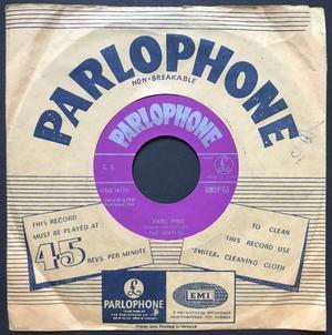"BEATLES - I feel fine Greek orig 7"" 1964"