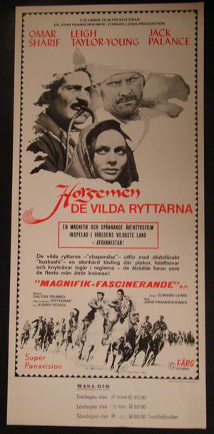 HORSEMEN DE VILDA RYTTARNA