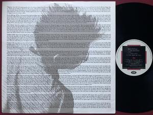 JAKOB HELLMAN - Och stora havet SIGNERAD LP 1989