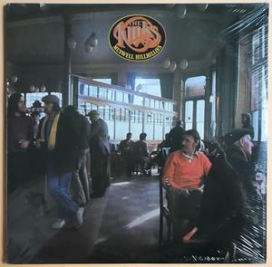KINKS - Muswell hillbillies US-orig LP 1971 STILL SEALED!
