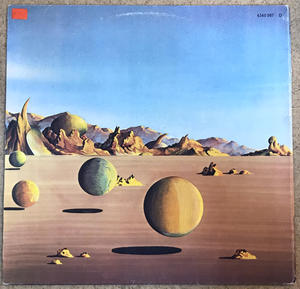 MANFRED MANN´S EARTH BAND - Messin Ger-orig VERTIGO Swirl 1973