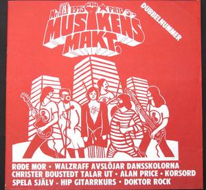 MUSIKENS MAKT - No 11/12 1975
