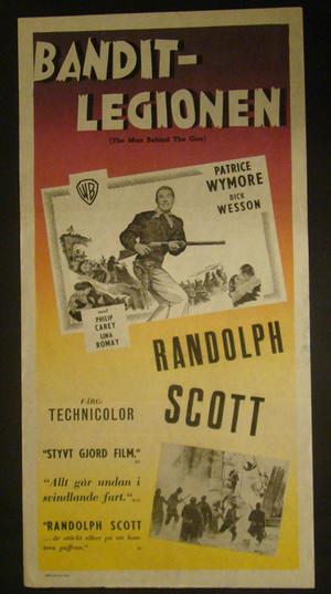 BANDITLEGIONEN (1953)