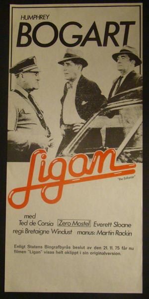 LIGAN (HUMPHREY BOGART)