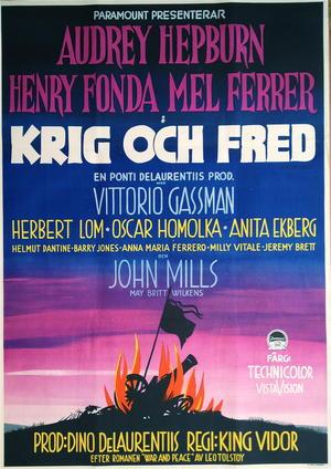 KRIG & FRED (1956)