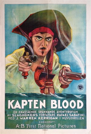 KAPTEN BLOOD (1924)