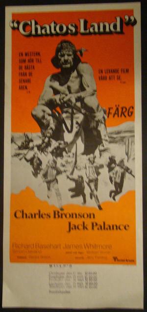 CHATOS LAND (CHARLES BRONSON)