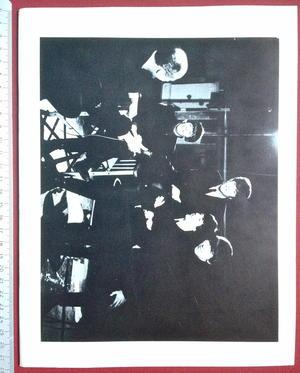 BEATLES - A hard day´s night Souvenir film & song album 1964