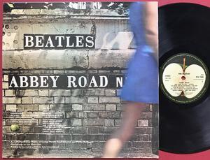 BEATLES - Abbey road Norsk orig LP 1969