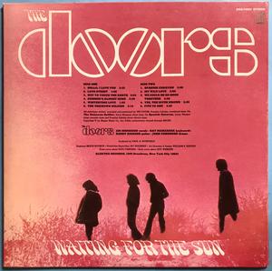 DOORS - Waiting for the sun US-orig LP 1968
