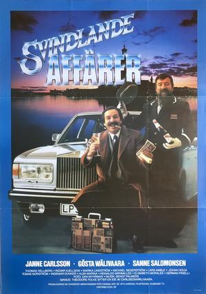 SVINDLANDE AFFÄRER (1985)