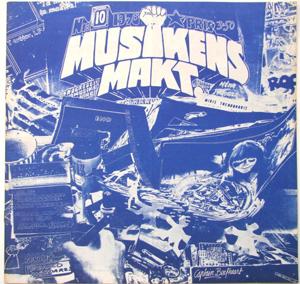 MUSIKENS MAKT - No 10 1975