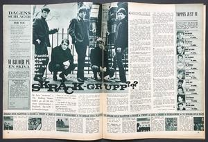 BILDJOURNALEN - nr 16 1964 ELVIS / Ann Margret omslag